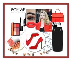 """""""Bez naslova #56"""" by sabahetasaric ❤ liked on Polyvore featuring Ultimate, Dsquared2, Tory Burch, Lime Crime, NARS Cosmetics and Butter London"""