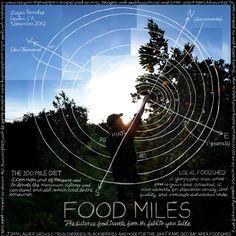 "#64 ""Food Miles"" by Douglas Gayeton, via 500px"