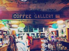 My favorite spot to buy amazing locally grown Hawaiian Coffees in Haleiwa town on Oahu's North Shore, Hawaii.  From my blog: Week in Pictures http://thereafterish.com/2013/04/02/life-in-pictures-hawaii-life-033013/  hawaii life, living in hawaii, thereafterish, things to see in Hawaii, North Shore, Hawaiian Coffee, Coffee Gallery