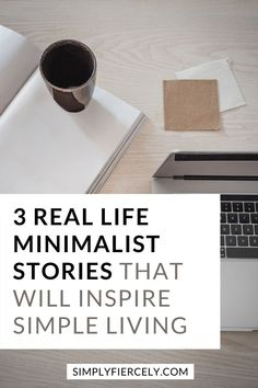 "This collection of real-life minimalist stories will inspire you. Find out more about why these amazing women choose to ""live with less"". Minimalist Living Tips, Minimalist Lifestyle, Simple House, Simple Living, Paper Clutter, Kindness Quotes, Tiny House Living, Slow Living, Declutter"