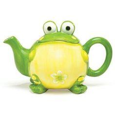 Frog Teapot