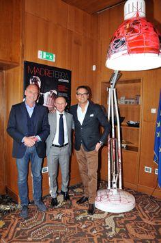 Conferenza Stampa | Cagliari 20.12.2013 | Ugo Cappellacci, Gabriele Cestra, Flavio Manzoni.