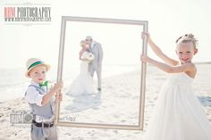 Beach wedding ideas | Cape May and South Jersey wedding photographer | www.RHMPhotography.com