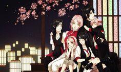 Uchiha family #Naruto