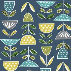 print & pattern: FABRICS - monaluna