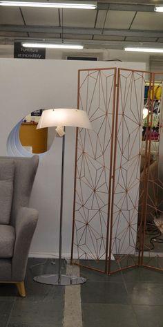 Boat Floor Lamp White Glass Shade Chrome Base Modern Design