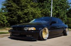 Bmw 740, Luxury Automotive, Mercedes 190, E 38, Bmw 7 Series, Bmw Cars, Amazing Cars, Custom Cars, Cars And Motorcycles