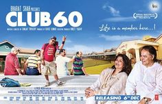 Club 60 is that modern day rarity that brings the soul back to our #cinema.