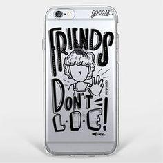 Capinha para celular Don't Lie