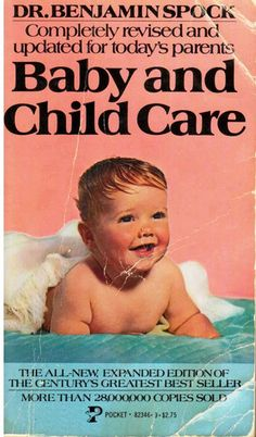 Paperback book 1976  -- I had this exact book when my first child was born in 1977