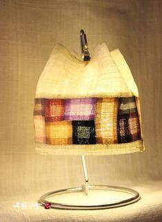 멋진 인테리어 소품인 모시갓등이예요~~ : 네이버 블로그 Picnic, Table Lamp, Basket, Crafts, Home Decor, Table Lamps, Manualidades, Decoration Home, Room Decor
