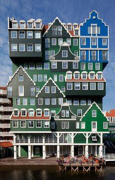 Zaandam, Netherlands http://www.inntelhotelsamsterdamzaandam.nl/en/Hotel.html
