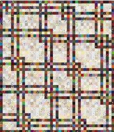 Image result for Free Scrap Quilt Patterns