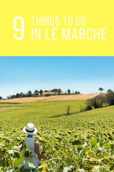 Le Marche Italy travel itinerary what to do in Le marche, things to do in Le Marche, Italy off the beaten track