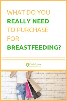 There are many products on the market for breastfeeding mothers. This post reveals what you REALLY NEED for breastfeeding and what you can pass up.  #pregnant #pregnancy #breastfeeding #breastfeedingtips #preparingforbabyfirsttime Cindy and Jana - Registered Nurses | International Board Certified Lactation Consultants