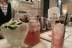 Mercat Via del Gazometro, 44 • Roma - Porto sicuro per il buon bere in zona Ostiense. Cibi da bistrot e locale molto carino. Taglieri, zuppe, sformati e ottimi drink