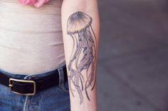 Street Style: tattoos both beautiful and badass in Kensington Market