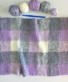 crochet linked stitch