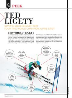TED LIGETY SPRING 2013
