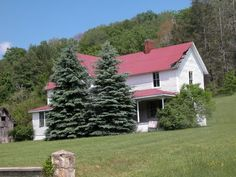 Old Farm House in Banner Elk, NC