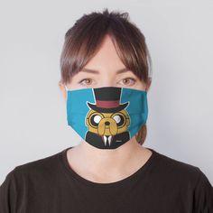 Jake the Dog Happy Halloween - Jake The Dog - Mask | TeePublic