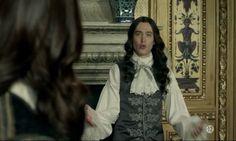 Alexander Vlahos as Monsieur Philippe in Versailles season two