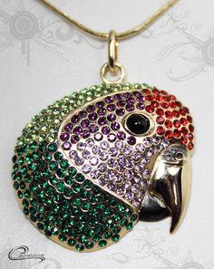 Joias Carmine - Joias Exclusivas - Coleção Aves Preciosas