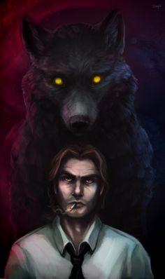 Bigby Wolf by MIRTRUD on DeviantArt