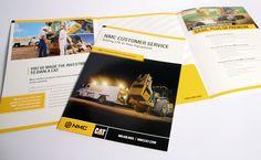 Customer Service Pocket Folder | Corporate 3 Design 402-398-3333