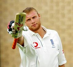 Andrew Flintoff, who was born today, would now not end up the world-beater he used to be anticipated to be, as spinal injury and brain-fades