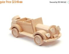 SALE Kids gift Christmas Organic toy eco by Woodartukraine on Etsy