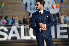 - Raphaël Spezzotto-Simacourbe in Florence - More #streetstyle on www.thestreetmuse.it