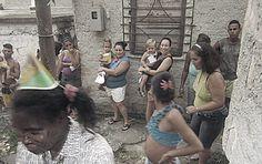 En un patio de Marianao (Votar por esta obra en observarte.net)