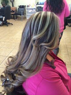 Haircolor, Long Hair Styles, Beauty, Short Hairstyles, Sweetie Belle, Make Up, Hair Color, Long Hairstyle, Long Haircuts