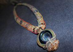 OOAK Grateful Dead Inspired Lucky Stealie hemp by HempHugs on Etsy, $160.00