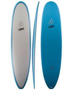 Al Merrick Waterhog Surfboard