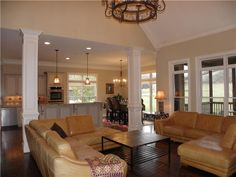 15 close to perfect traditional open living room ideas | houzz