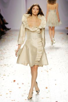 Luisa Beccaria Ready To Wear Spring 2009.