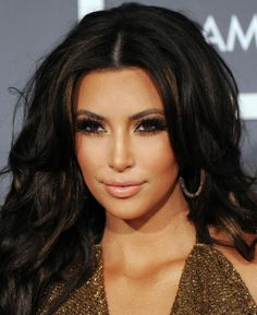 kim kardashian | Andressa Lara: Inspiração de Maquiagens: Kim Kardashian