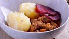 Estofado de ternera con remolacha (Kalops inlagda rödbetor) - Nina Olsson - Receta - Canal Cocina