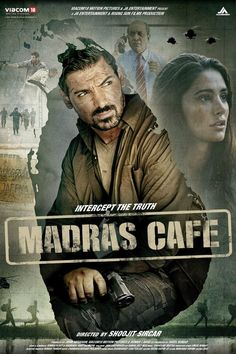 ONLINE.~!W-a-t-c-h Madras Cafe# 2013 Full movie full online