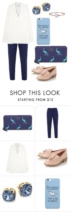 """""""Untitled #384"""" by catarina-de-sousa-lopes on Polyvore featuring Kate Spade, Ted Baker, Vince, Steve Madden and Tory Burch"""