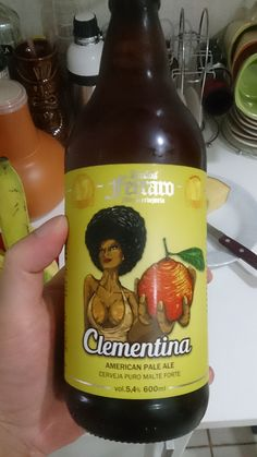 clementina - american pale ale