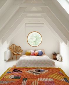 Loft Bedroom Ideas 19 Dreamy Attic Loft Schlafzimmer Dekoration Ideen Achieving Success With Your He Attic Loft, Attic Rooms, Bedroom Loft, Home Bedroom, Attic Bathroom, Attic Office, Attic Playroom, Attic Ladder, Attic Apartment