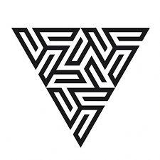 Best Geometric Tattoos And Symbolism Geometric Mandala, Geometric Logo, Geometric Designs, Geometric Shapes, Geometric Tattoos, Ink Tattoo Studio, Bg Design, Pattern Design, Tattoo Background