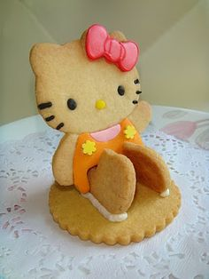 Hello Kitty 3D Cookie