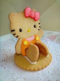 Hello Kitty 3D Cookie