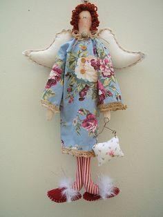 Anjo de camisola! by Sherry - Maria Cereja, via Flickr