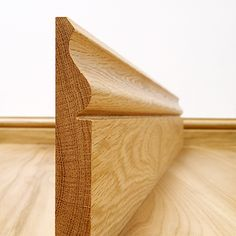 Ogee Solid European Oak Skirting Board - Skirting Boards - Skirtings  Architraves
