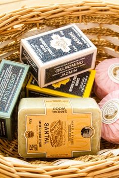 Marius Fabre Soaps : Provence at Home